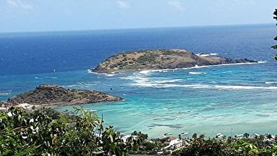 ST BARTH - AMAZING SEA VIEW